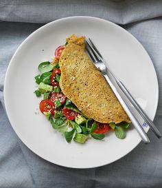 Syötävän hyvä: VEGAANIN HUIJAUSOMELETTI