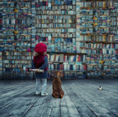 Browse the work of Caras Ionut, an incredibly talented photographer and retouching artist who crafts fantastical worlds using his imagination, photography, and Photoshop.