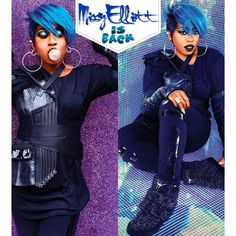 #Nicki #Minaj Barbies Come For #Missy #Elliott, 'WTF' Rapper Responds: 'It's Hard Enough...
