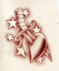 heart knife by *WillemXSM on deviantART