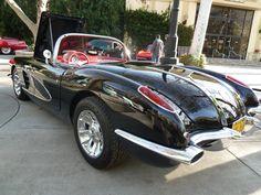 1958 Corvette $58000