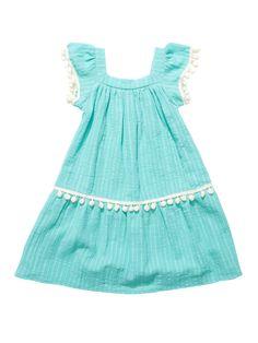 Zia Cover-up Dress by Eberjey#KidsFashion