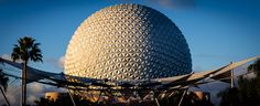 Spaceship Earth - Epcot Attraction - Walt Disney World