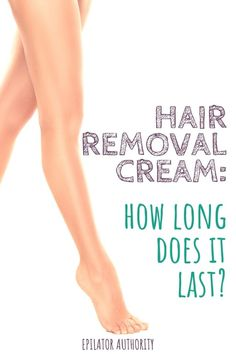 Removal Permanent Nair hair removal cream information: how long the results last and when depilatory cream expires. Plus a list of the longest lasting hair removal methods for bikini area, face, legs, and body hair. Leg Hair Removal, At Home Hair Removal, Hair Removal Methods, Best Hair Removal Cream, Best Facial Hair Removal, Perfectly Posh, Ingrown Hair Remedies, Beauty Tricks, Korean Skincare