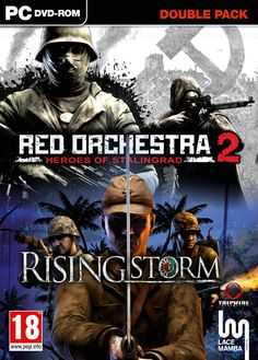 Free Download PC Games and Software: Red Orchestra 2 Rising Stom Free Download PC Game