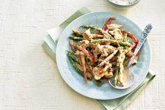 7 april - Sperziebonen in de bonus - Pittig Aziatisch gerecht, serveer met rijst - Rode curry met kip en boontjes - Recept - Allerhande