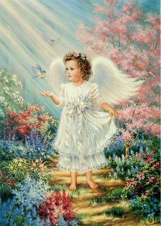 The Little Angels of Dona Gelsinger