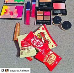 #Repost @sayana_kalman with @get_repost  #suqqu 2018 #addiction #celvoke #laduree Японские лимитки и не только) @fudejapan @fudejapanrussia Thank you so much dear friends youre the best)!!!