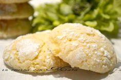 Biscotti al limone, ricetta collaudata personalmente !