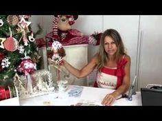 Video #creattivaChannel con Marta Zanzottera - Le ghirlande Americane. - YouTube