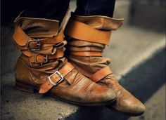 1980's Pirate boots by Vivienne Westwood #classics