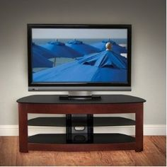 TV Stand for the Flat Screen: Avista Milano TV Stand
