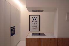 Mirando al Norte | RÄL167 - Interiorismo, decoración, reforma y diseño de interiores Kitchen, Home Decor, Interior Design, Flats, Righteousness, Norte, Cooking, Decoration Home, Cucina