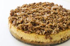 Delicious idea for the Holidays: A Taste of Koko: Spiced pumpkin cheesecake