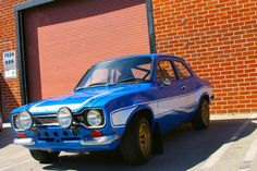 Fast & Furious 6: 1970 Ford Escort RS2000