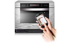 New Samsung smart oven can be set with an Androidapp