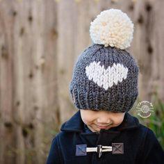 Add the knit version too? Since I have the Crochet Big Heart pattern out?? . . Knit Big Heart Beanie  . . #knit #knitter #knitting #knitters #knittersofinstagram #handmadebyphanessa #designsbyphanessa #crochet #knittingaddict #yarn #makersgonnamake #vkdtbo #handmade #etsy #ravelry #heartbeanie