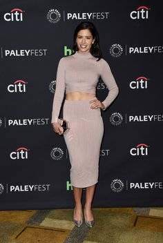 Hair by Gio Campora Mercedes Mason Photos: The Paley Center for Media's 33rd Annual PaleyFest Los Angeles - 'Fear the Walking Dead' - Arrivals