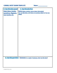 Prepositional Phrases Cornell Notes  Prepositional Phrases