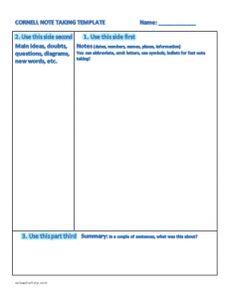 Prepositional Phrases Cornell Notes  Prepositional Phrases