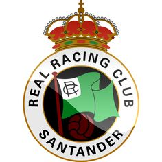 I Support Racing Santander Because Of Its Indian Owner Football Team Logos, Soccer Logo, Football Cards, Champions League, Bundesliga Live, Spain Football, League Table, Real Racing, Association Football