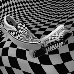 c09b19f44 Vans Rework the Iconic Checkerboard Pattern for New