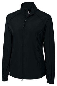 ac975ce7503f6 Cutter Buck LCO01170 Womens Cb Windtec Astute Full Zip Windshirt BlackM     Click for more. Lifestyle ClothingNautical ...