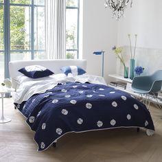 Rooms by Zoya B. - Sheopur - Tie Dye Quilt , $395.00 (http://www.roomsbyzoyab.com/sheopur-tie-dye-quilt/)