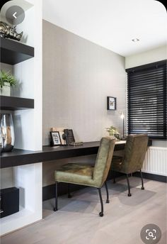 Home Office Design, Interior Design Living Room, Modern Interior, House Design, Style At Home, Sweet Home, Living Room Flooring, Home Fashion, Home And Living