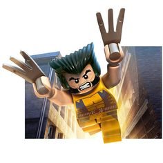 Lego Marvel Super Heroes by Albert Co