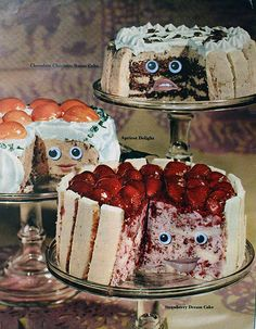 shaktipower:    the strawberry dream cake is flirting with me