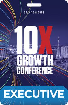 Experience the Largest Annual Business Conference in the World . The 10X  Growth Conference was created for Forward Thinkers, Trailbazers, 10Ers, Entrepreneurs, Sales Professional and Business Owners who seek to set the tone by which the maket follows. SECURE YOUR TICKETS BELOW IN ADVANCE!  #10x #10xgrowthcon5 #grantcardone #event #business #conference Marketing Tools, Business Marketing, Online Business, Tomorrow With You, Grant Cardone, Business Goals, Conference, Las Vegas, Entrepreneur