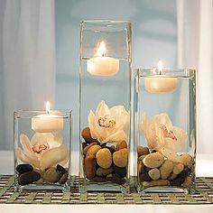 décoration de mariage orchidée
