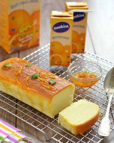 Gingerbread with Cookeo - HQ Recipes Baking Recipes, Cake Recipes, Snack Recipes, Dessert Recipes, Snacks, Bolu Cake, Orange Sponge Cake, Cotton Cake, Resep Cake