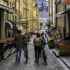 Bicycle Stockholm - Stockholm