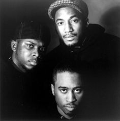 A Tribe Called Quest, American hip-hop group composed of MC/producer Q-Tip, MC Phife Dawg, & DJ/producer Ali Shaheed Muhammad. As members of the Native Tongues Posse, they are regarded as iconic pioneers of alternative hip hop music. Their hits Bonita Applebum, Can I Kick It?, Scenario, Check the Rhime, Award Tour & Electric Relaxation are regarded as classics. They received a Billboard Special Achievement Award, a VH1 Hip-Hop Honor, & were ranked #4 on About.com's 25 Best Rap Groups of All…