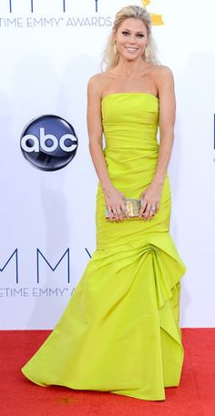 Julie Bowen at The #Emmys