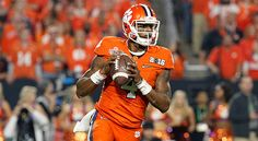 NFL QB coach: Deshaun Watson could be top pick in 2017 - NFL.com 1/15/2016