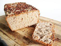 Crispy Buckwheat Bread (Vegan, Gluten-free, Oil-free)