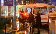 39 Killed, Many Injured In Istanbul Nightclub 'Terror Attack'