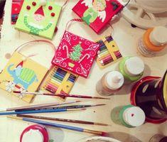 A very Mary Engelbreit Christmas craft - American Greetings Blog