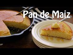 Como Hacer Pan de Maíz Dulce -- Receta Fácil -- The Frugal Chef - YouTube