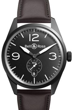 Bell & Ross BR 123 Carbon