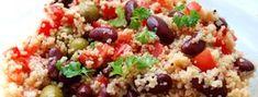 Obědový kuskus salát