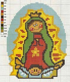 Dinha Ponto Cruz: Gráficos religiosos part 2