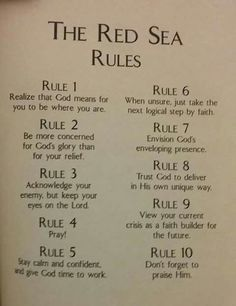 Red sea rules Bible Study Notebook, Bible Study Journal, Bible Knowledge, Faith Quotes, Bible Quotes, Prayer Book, Bible Scriptures, Scriptures On The Mind, Bible Lessons