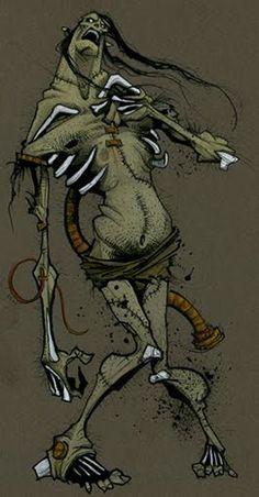 Gris Grimly - Frankenstein