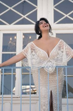 Plus Size Wedding Gowns, Wedding Dresses For Girls, Plus Size Dresses, Bridal Dresses, Girls Dresses, Looks Plus Size, Look Plus, Curvy Girl Outfits, Plus Size Fashion