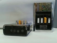 Vintage Zenith space command ultrasonic tv remote controle 1950s