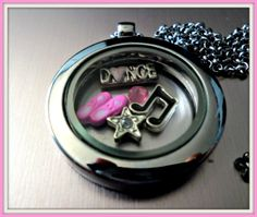 Love To Dance Floating Charms Memory Locket by RoseyCreek on Etsy, $20.00 Floating Charms, Bling, Charmed, Memories, Dance, Trending Outfits, Unique Jewelry, Handmade Gifts, Etsy